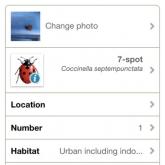7-spot Ladybird Log