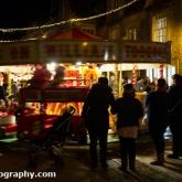 Christmas Lights Switch on Corsham, Wiltshire