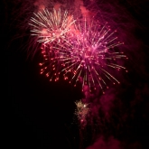 Cricklade Fireworks Display, Wiltshire