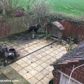 Garden - left