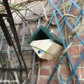 Diamond nest box