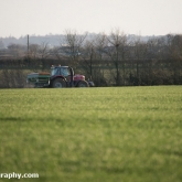 Fertilising the field
