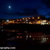 NewQuay at night