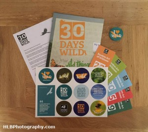 The Wildlife Trusts 30 Days Wild Pack
