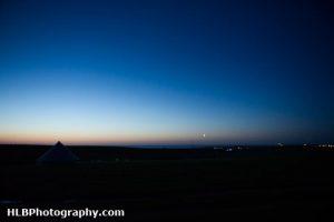 Sunrise at Flamborough